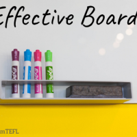 Effective boardwork