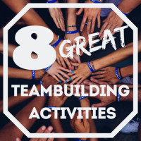 8 great team building activities
